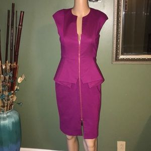Ted baker London purple dress 👗